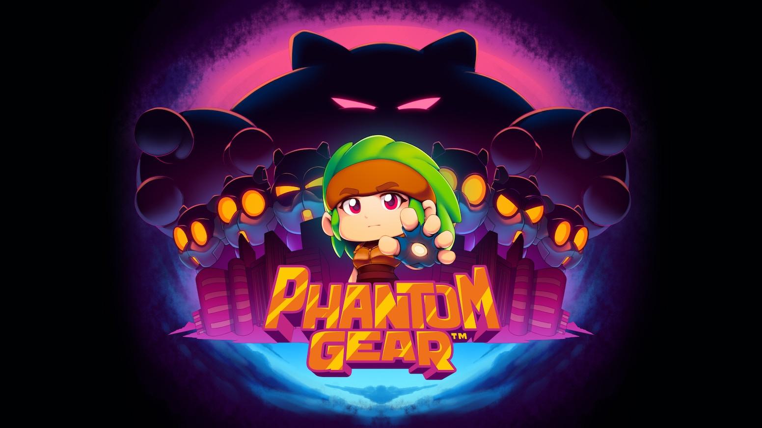 Phantom Gear for the Sega Genesis / Mega Drive by Mega Cat