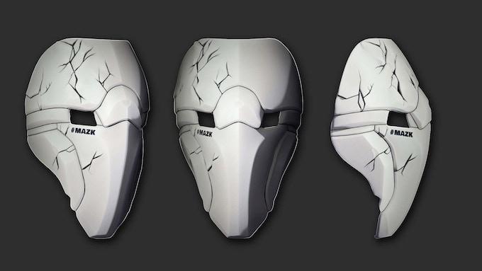 Sleepwalker Mazk (Prototype Design)