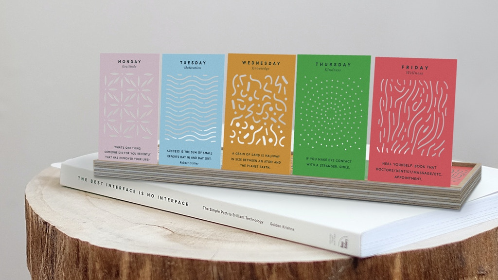 Project image for Positivity Packs that bring joy to your everyday