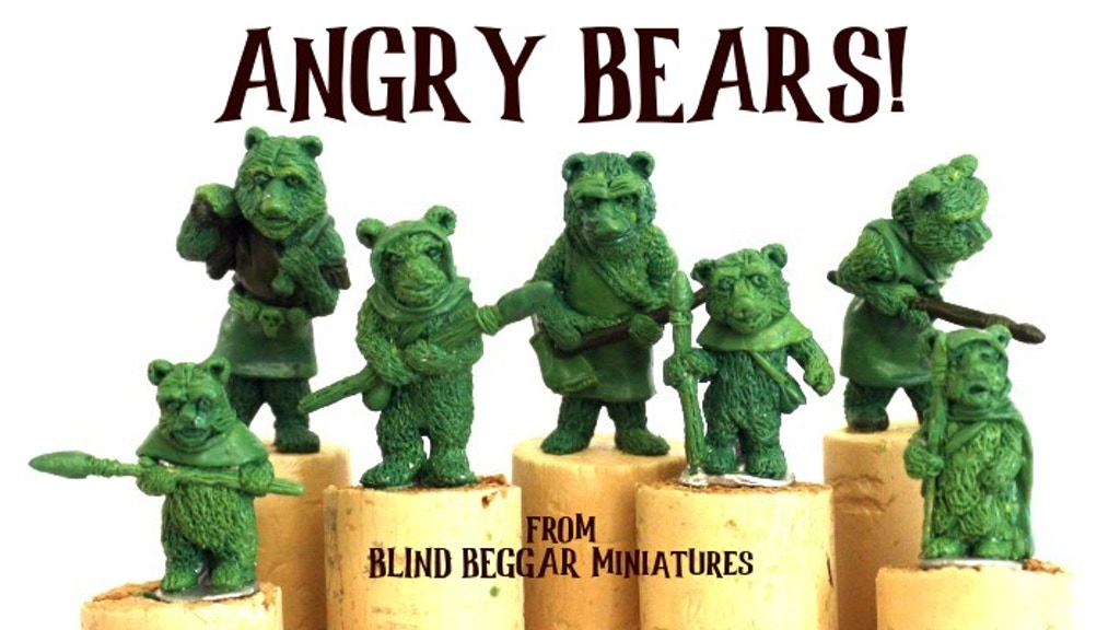 Project image for Angry Bears!