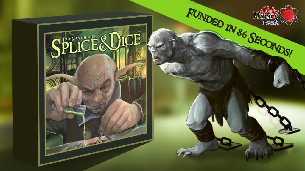 Too Many Bones: Splice & Dice + Series Reprint project video thumbnail