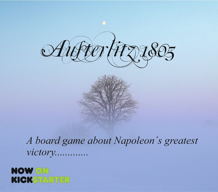 A board game about Napoleon's greatest victory