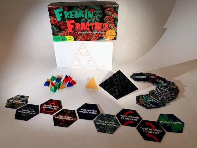 Freakin' Fractals Game