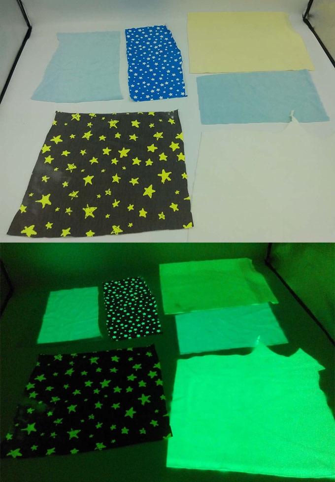 We tested a TON of fabrics!