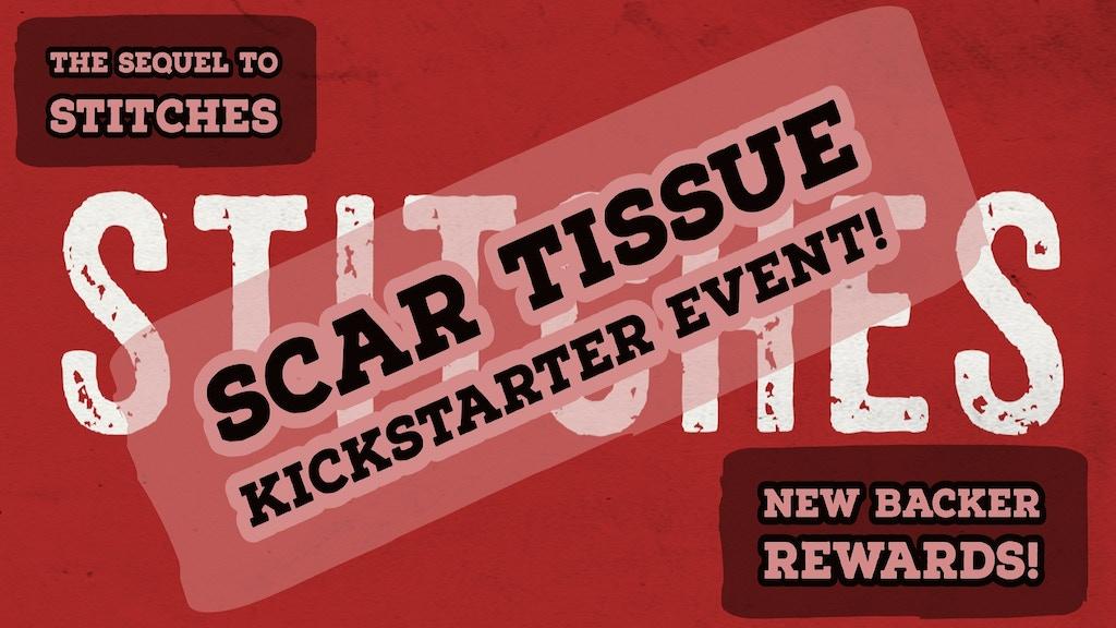 Update 2: Generous! People! · Scar Tissue: An LGBT+ Mystery Novel