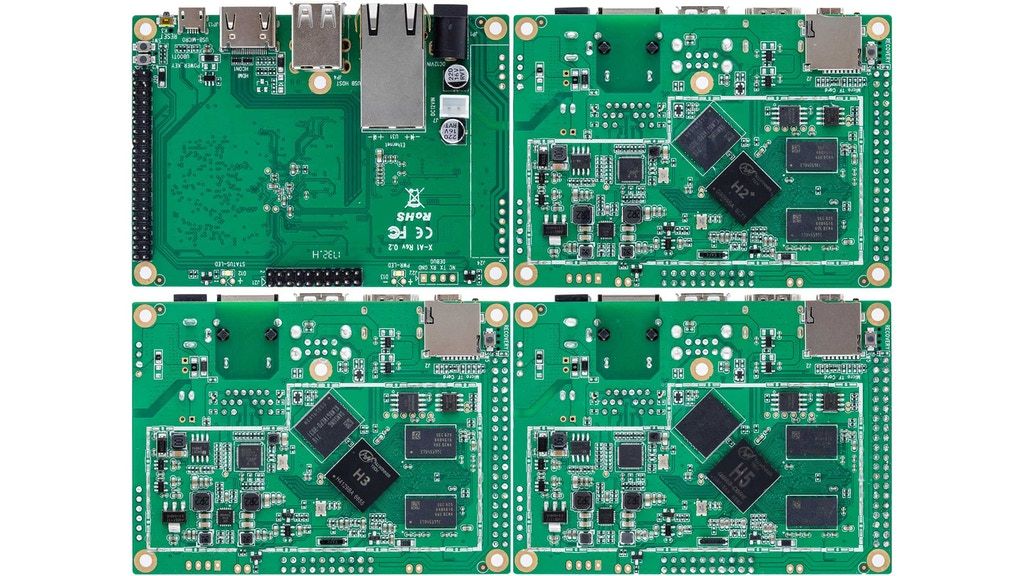 Project image for Project-X: The production ready development board