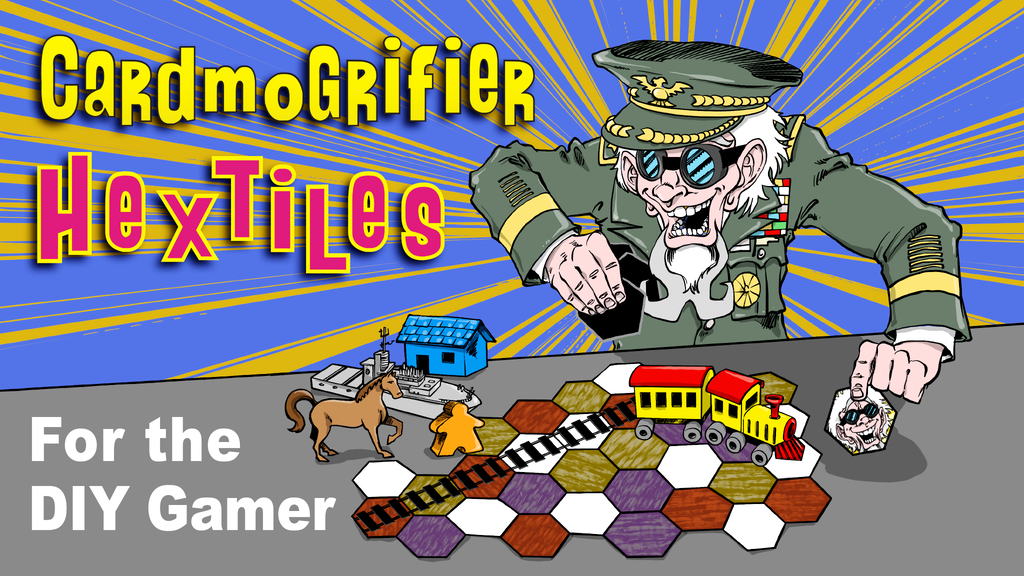 Cardmogrifier Hextiles project video thumbnail