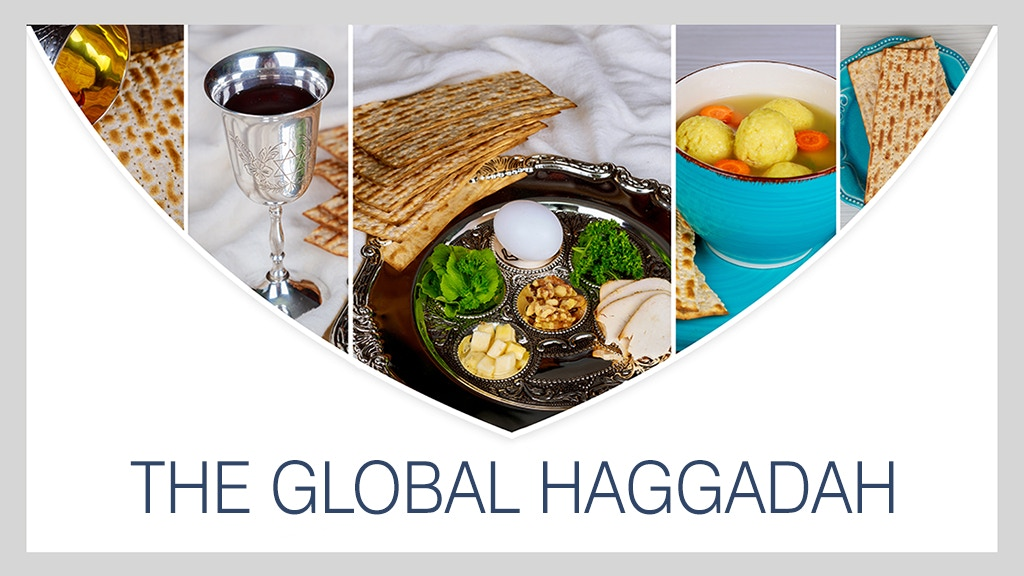 The Global Haggadah project video thumbnail