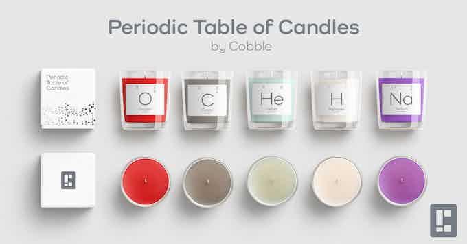 Concept Designs: Oxygen, Carbon, Helium, Hydrogen, Sodium