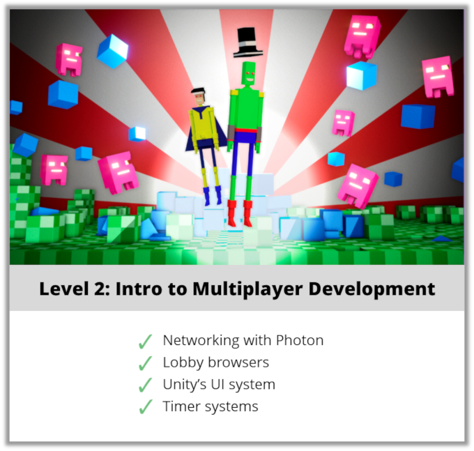 Multiplayer Game Development Mini-Degree by Zenva — Kickstarter