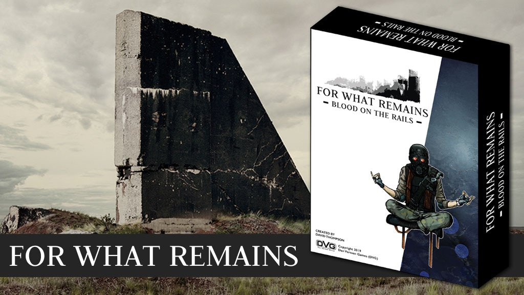 For What Remains project video thumbnail
