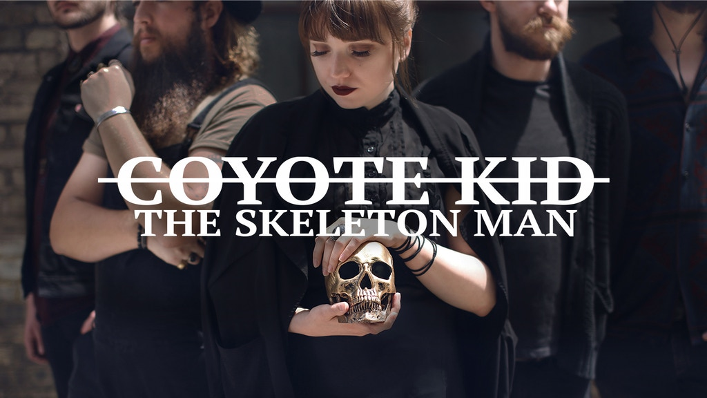 The Skeleton Man - by Marah in the Mainsail/Coyote Kid project video thumbnail