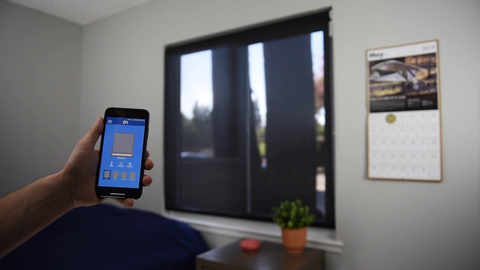 AutoShades app available on iOS and Android