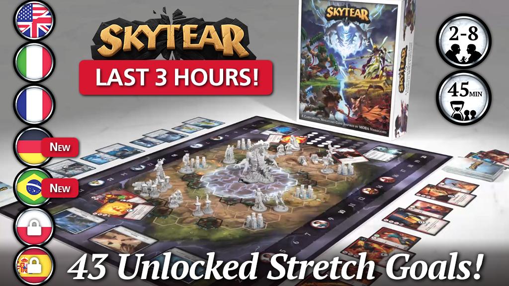 Skytear project video thumbnail