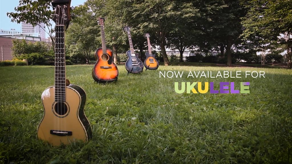 Fret Zealot - Learn Ukulele in 60 Seconds! project video thumbnail