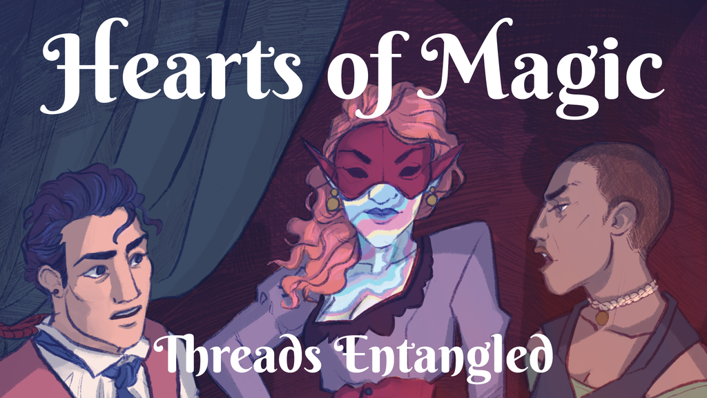 Project image for Hearts of Magic: Threads Entangled
