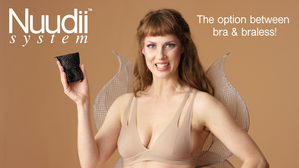 Nuudii System: Radical Innovation for Boobs! project video thumbnail