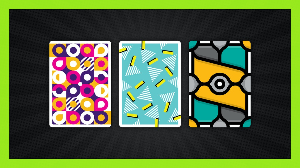 Project image for Cardistry Club: Playing cards designed for cardistry (Canceled)
