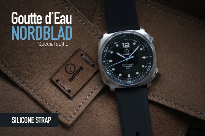 Free Silicone strap - Stretch Goal