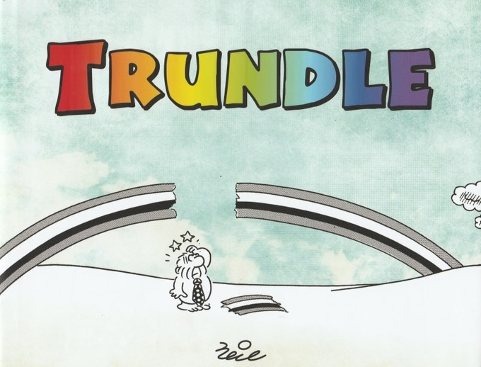 """""""Neil Matterson's ability to take the ordinary and, even without words, turn it into somthing extraordinary, is quite remarkable."""" -- Ian Jones, 'Bushy Tales' cartoonist."""