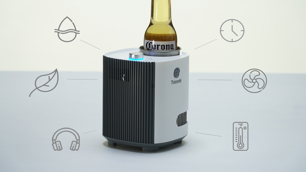 Totcooly | The 3-in-1 Personal Air Conditioner project video thumbnail