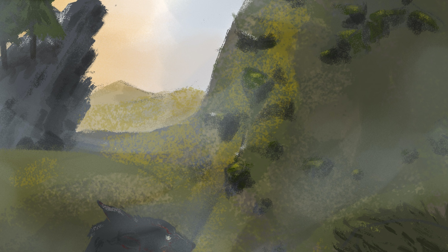 An RPG location module about sheep, the people who keep them and something that's killing them. For D&D 5E and Pathfinder RPG.