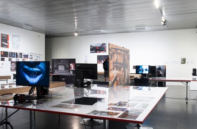 Hidden Alliances, Lentos Museum, ARS Electronica 2018