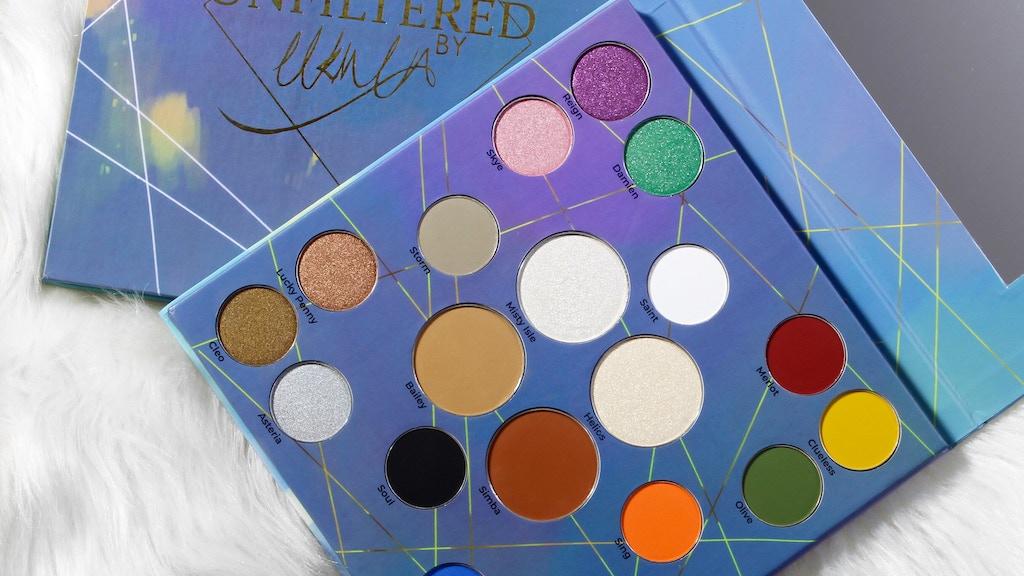 Ukma Eyeshadow Palette By Dana Campbell Kickstarter