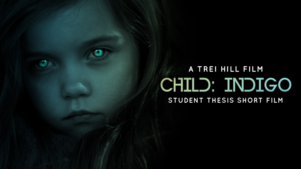 """Child: Indigo"" Student Thesis Short Film project video thumbnail"