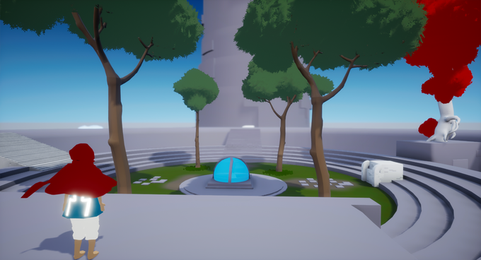 Environment Changing Puzzles.