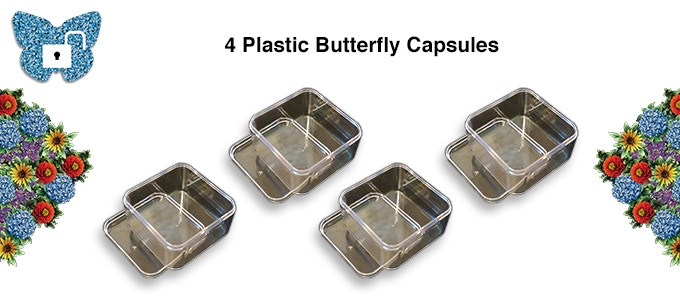 Those wings are delicate! Protect them with these Capsules.
