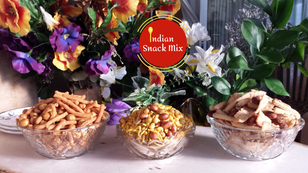 Tasty Snacks with Nutrition and Flavor by Indian Snack Mix