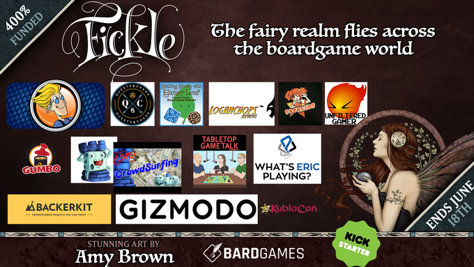 Dont believe us, reviewers love Fickle! Click to open a list of all our media coverage.