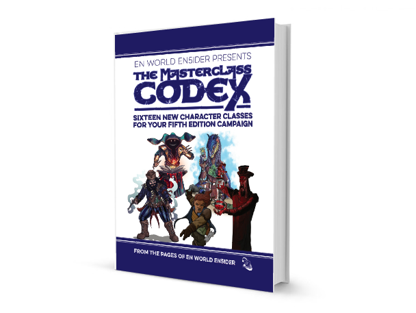 THE MASTERCLASS CODEX hardcover compiles both A TOUCH OF CLASS and A TOUCH MORE CLASS!