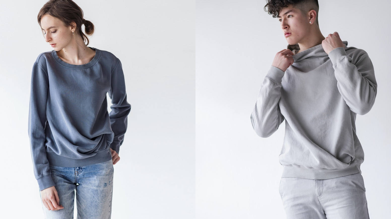 cf200b7b āsum #2] Eco-friendly elevated sweatshirts made in Canada by Angela ...
