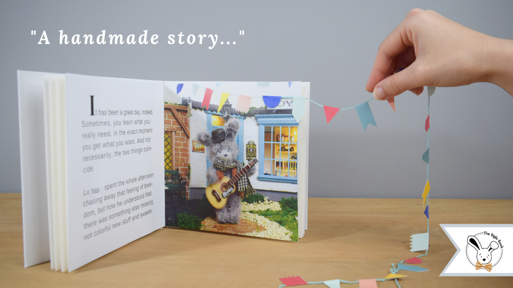 The Biglo Book. A Handmade Story project video thumbnail