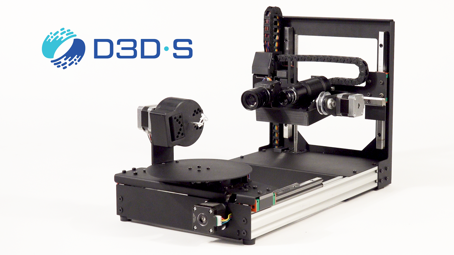Our D3D-s scanner takes advantage of LED-line technology, combining incredible accuracy and a price you can afford.
