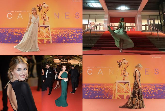 Jeanett Espedal at Cannes Film Festival 2017, 2018 & 2019