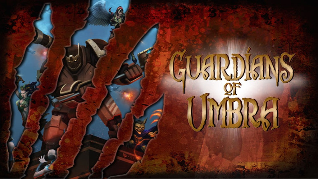 Project image for Guardians of Umbra