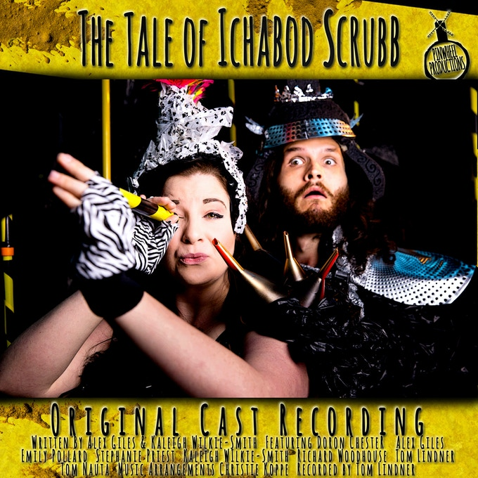 The Tale of Ichabod Scrubb - Original Cast Recording