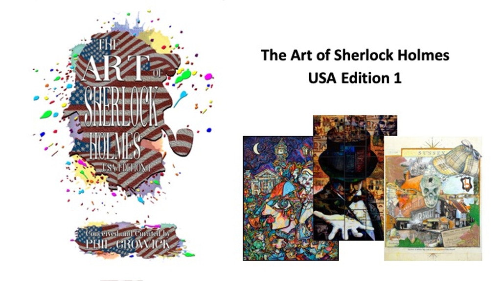 The Art of Sherlock Holmes - USA Edition 1