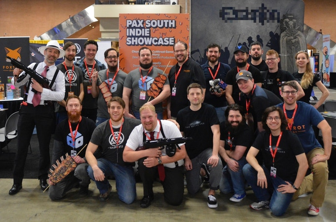Among the just 7 selected tabletop games for the PAX South Indie Showcase 2019