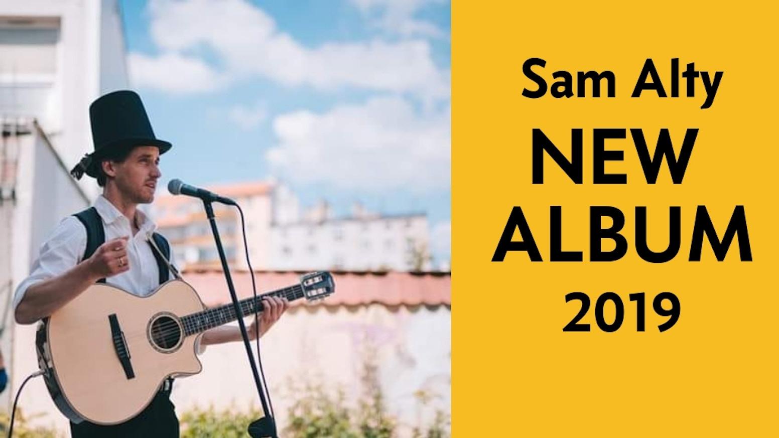 Sam Alty new album