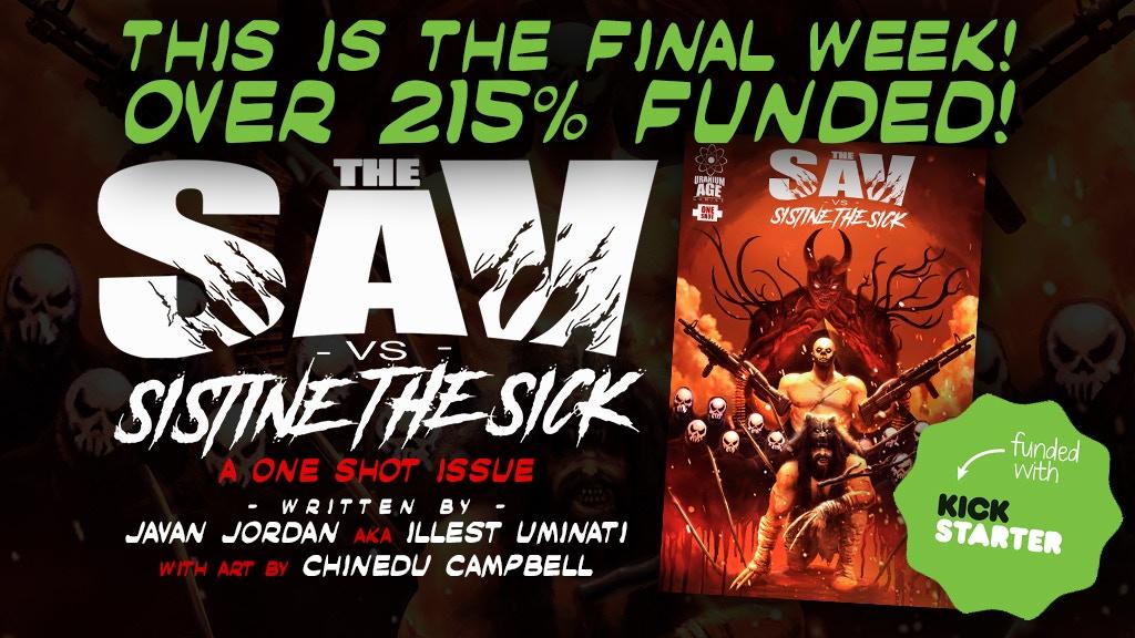 The Sav vs Sistine The Sick project video thumbnail