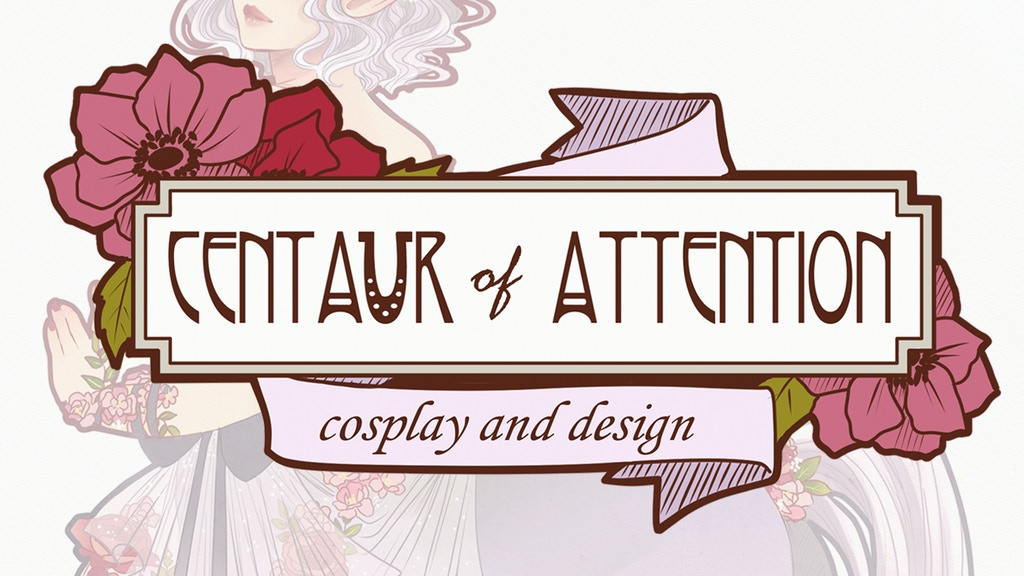 Centaur of Attention: Costume Designs & Cosplay Tutorials project video thumbnail