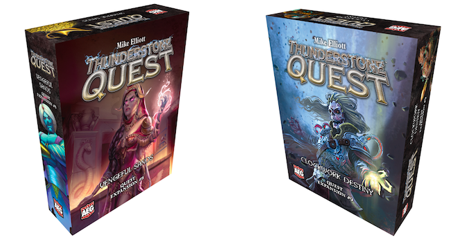 Thunderstone Quest: New Horizons