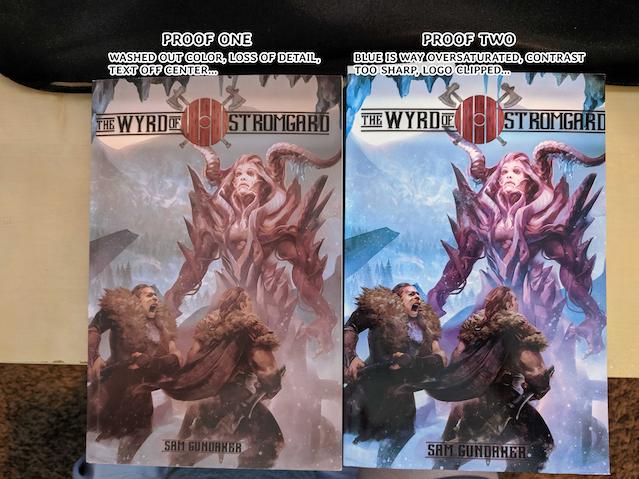The Wyrd of Stromgard by Lost Dutchman — Kickstarter