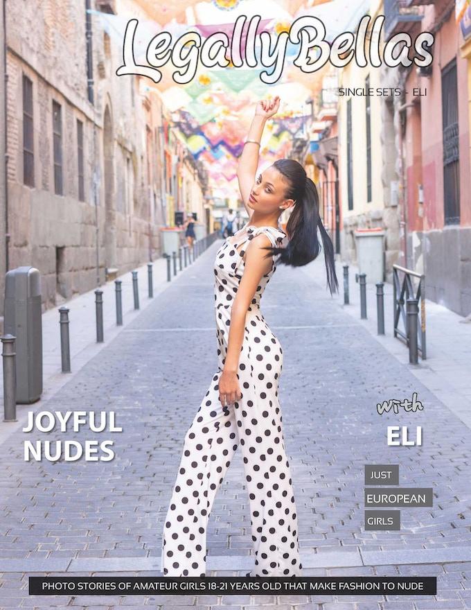 Photo Stories - Joyful Nudes No. 3 - Eli