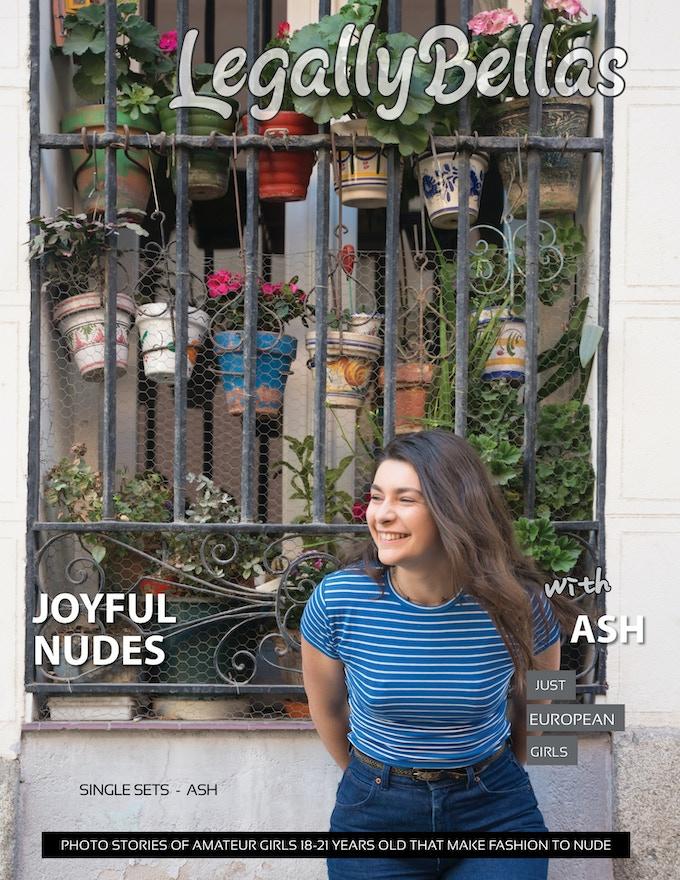 Photo Stories - Joyful Nudes No. 2 - Ash