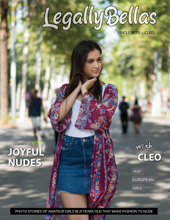 Photo Stories - Joyful Nudes No. 1 - Cleo